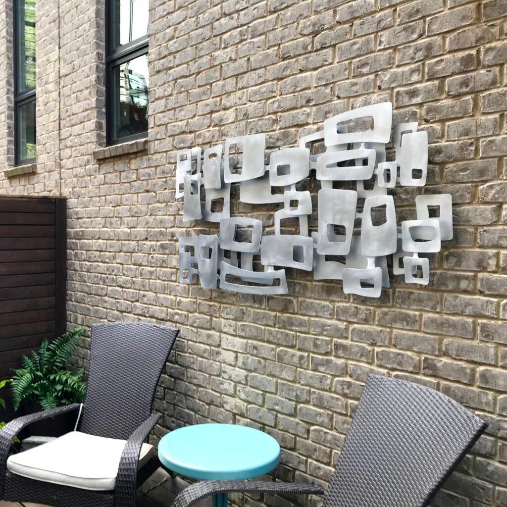 Freeform Olive on Urban Patio