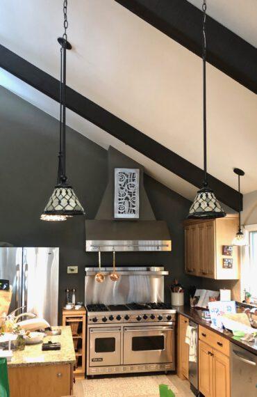 Kitchen Art Installation