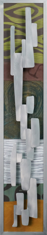 rectangles on water tones